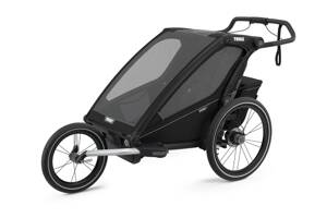 Thule Chariot Sport 2 Midnight Black 2021 + RunSet